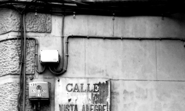 Placas de calle de Santander (II)