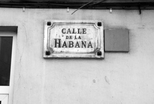 PLACAS DE CALLE DE SANTANDER (IV)