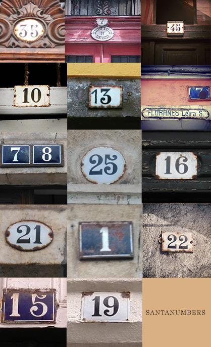 Números de Santander