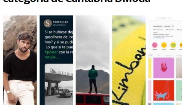 Finalista en los Premios Cantabria Digital 2019