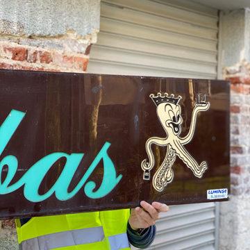 """Rescate de """"Bar Gelín. El Rey de las Rabas"""""""