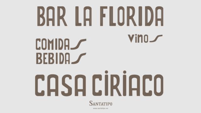 Bar La Florida – Casa Ciriaco