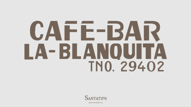 Bar La Blanquita