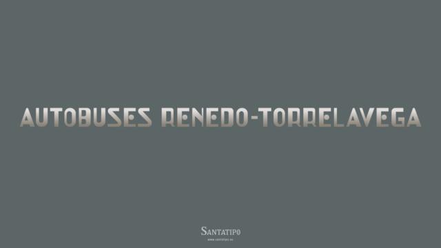 Autobuses Renedo Torrelavega