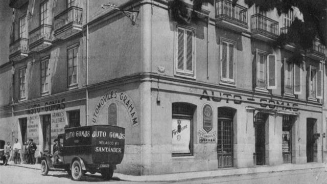 Auto-Gomas (ca. 1924)